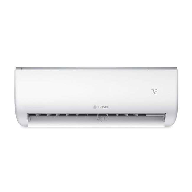 8733942691 + 8733942692 + 8733951010 Bosch Climate 5000 Mini Split Air Conditioner AC Heat Pump System, 9,000 BTU 1