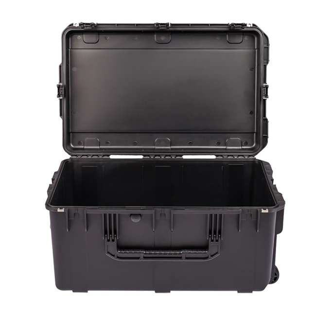 3i-2918-14BE SKB Cases iSeries 291814 Waterproof UV Resistant Utility Military Case, Black 3