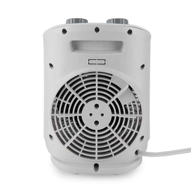 LIM-19-100001-U-A Limina Home Office Personal Electric 1500W Fan Forced Space Heater (Open Box) 4