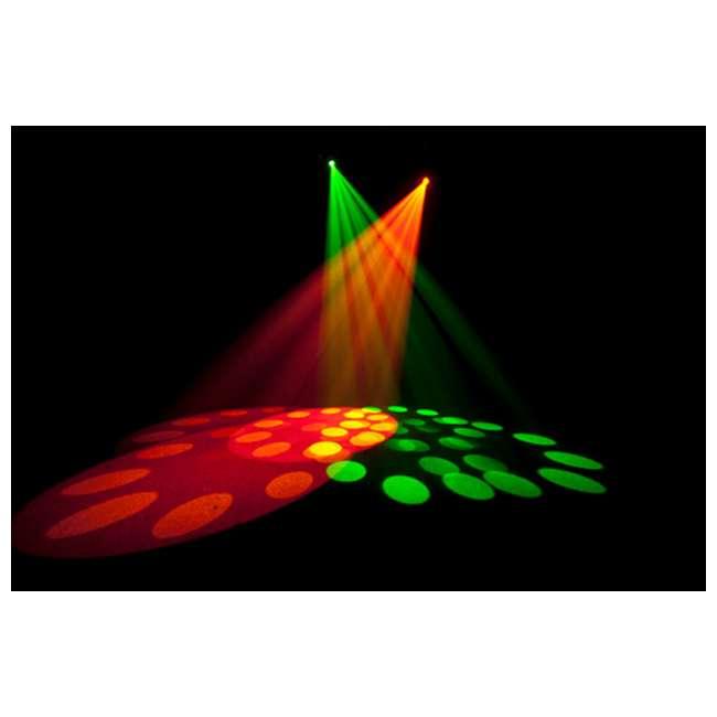 INTIM-SPOTLED350 + 2 x CUBIX Intimidator Spot 350 CHAUVET LED Moving Head DJ Lights (2) + Cubix Lights (2) 5