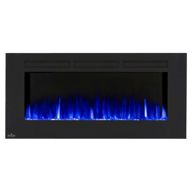 NEFL50FH-OB Napoleon Allure 50-Inch 5000 BTU Wall Hanging Electric Fireplace (Open Box) 3