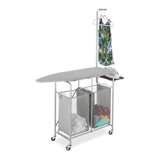 6 x 6705-7109-BB Whitmor Collapsible Ironing Board & Laundry Station (6 Pack) 5