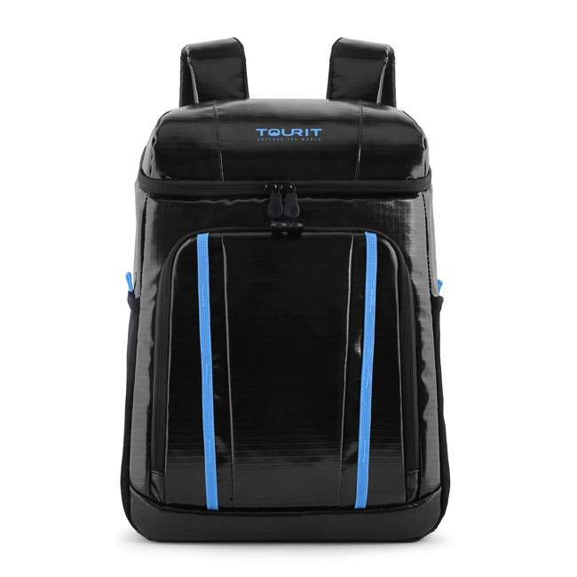 TR2103002A001 TOURIT TR2103002A001 Nomad Insulated Lightweight Lunch Cooler 30 Can Backpack
