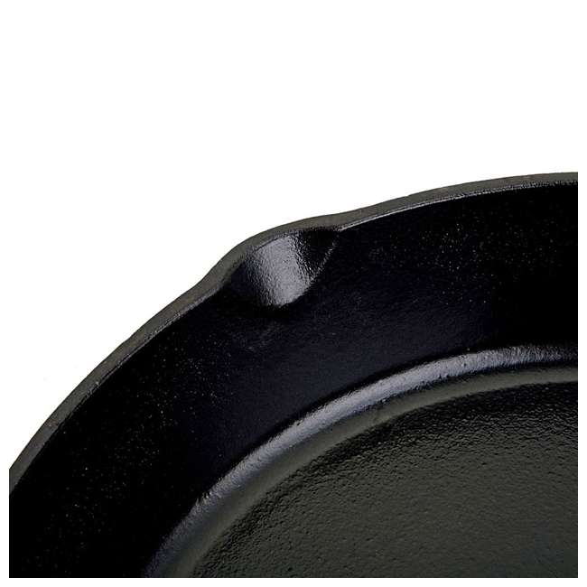 HAR110 Hamilton Beach 10-Inch Enameled Cast Iron Fry Pan, Blue (2 Pack) 2