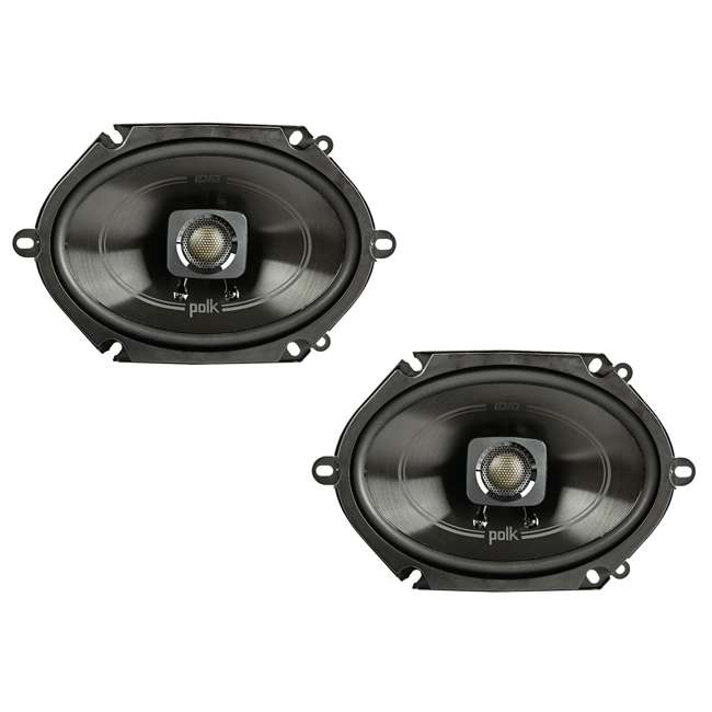 "6 x DB572 Polk 5x7"" 225W 2 Way Coaxial Speakers  (6 Pack) 1"