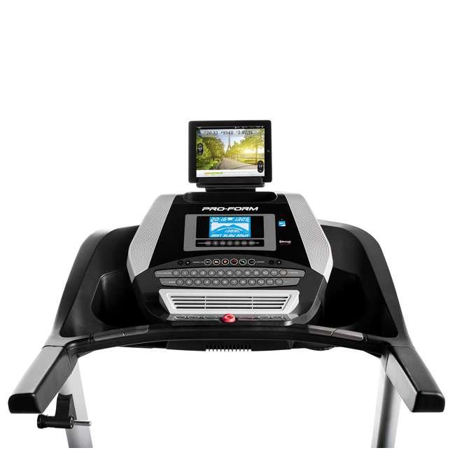 PFTL10916 + WAWKB4017 ProForm 905 CST iFit Folding Treadmill + Weider PowerBell 40 Pound Kettlebell 3