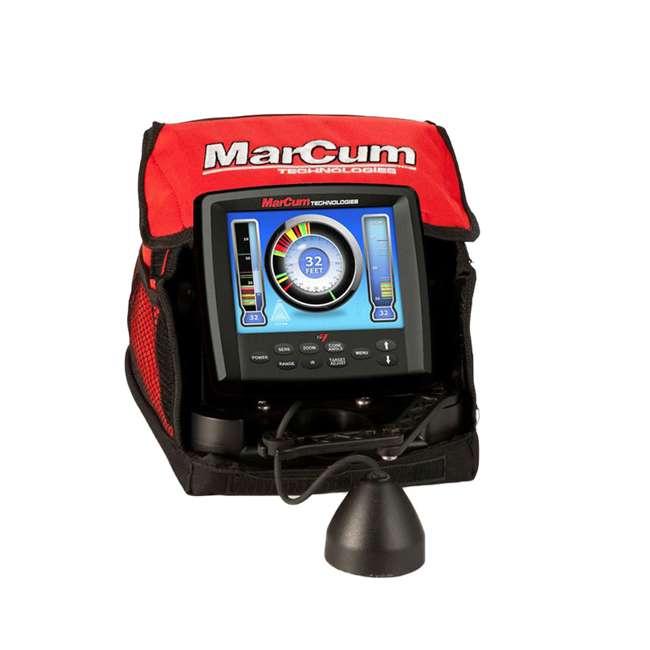 MARCUM-LX-7 MarCum Ice Fishing Digital Sonar System 8-Inch LCD Dual Beam 4