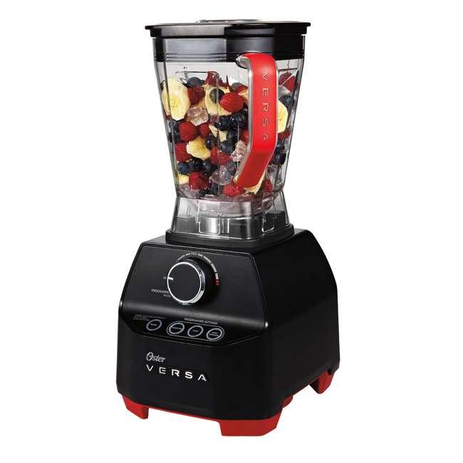 BLSTVBRV0000 Oster Versa Pro Series 64 Ounce 250 MPH Countertop Blender w/ BPA-Free Jar, Red