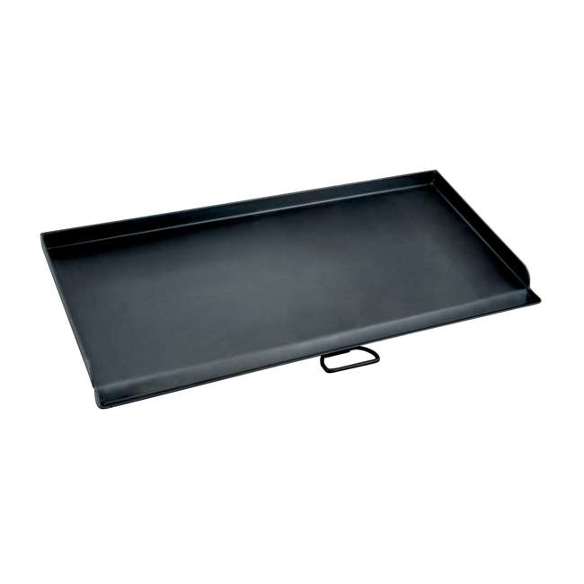Flat Cooking Griddle ~ Camp chef professional outdoor steel flat top griddle