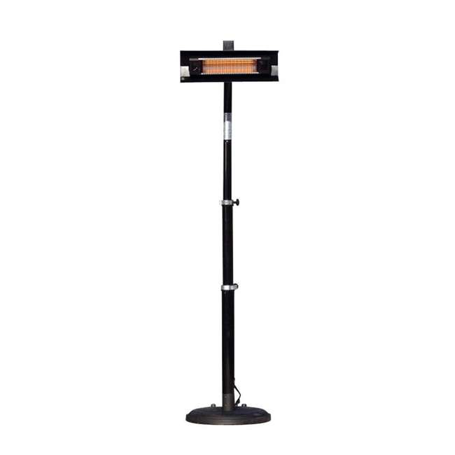 02678 Fire Sense Telescoping Pole Mounted Infrared Patio Heater