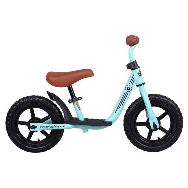 BIKE055gr Joystar Roller 12 Inch Kids Toddler Training Balance Bike Bicycle, Ages 2 to 4 1