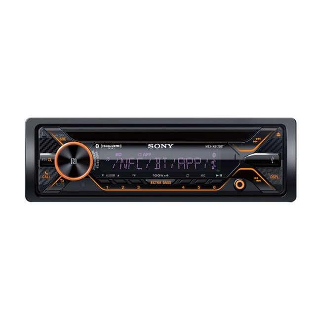 MEX-XB120BT Sony MEX-XB120BT Bluetooth 1-DIN CD Player Stereo Receiver