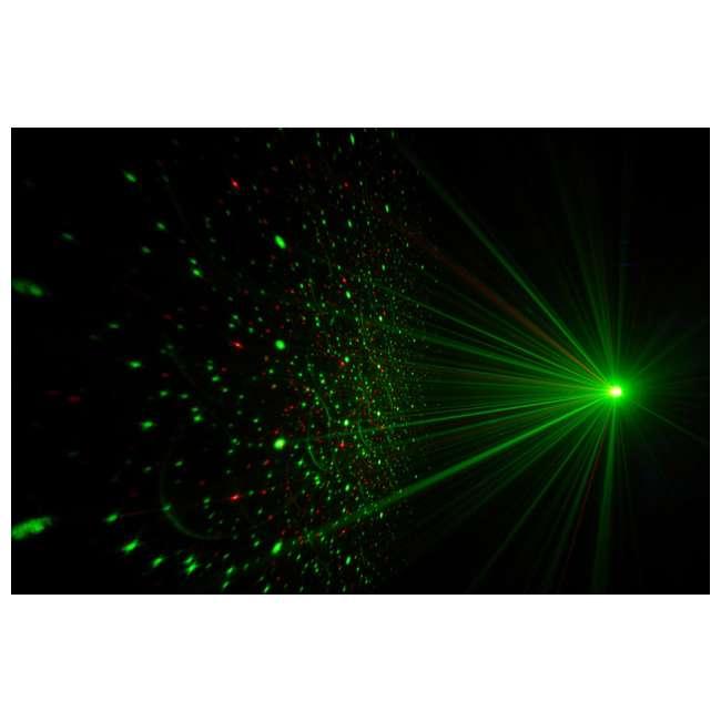 SWARM-5FX-OB Chauvet Swarm 5 FX RGBAW LED Light  6