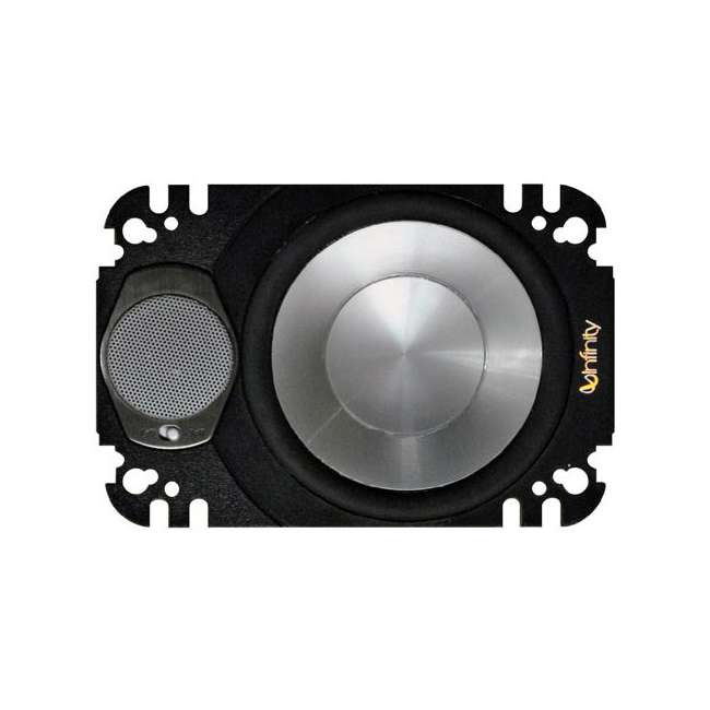 REF6432CFP Infinity REF6432CFP 4x6-Inch 135W 2Way Plate Speakers 1