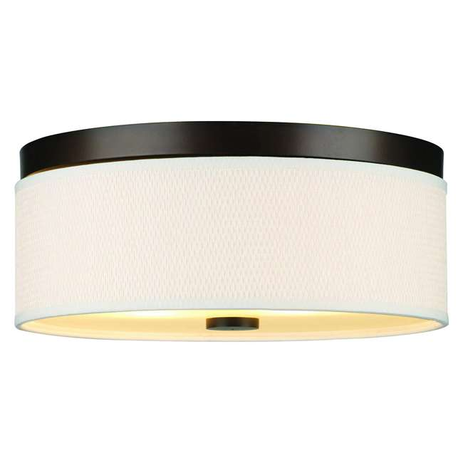 4 x PLC-F615020 Philips Forecast 60W Cassandra Ceiling Light, Sorrel Bronze (4 Pack) 1