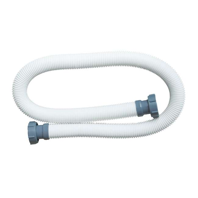 "4 x 29060E-U-A Intex 1.5"" Diameter Accessory Pool Pump Replacement Hose - 59""(Open Box)(4 Pack)"