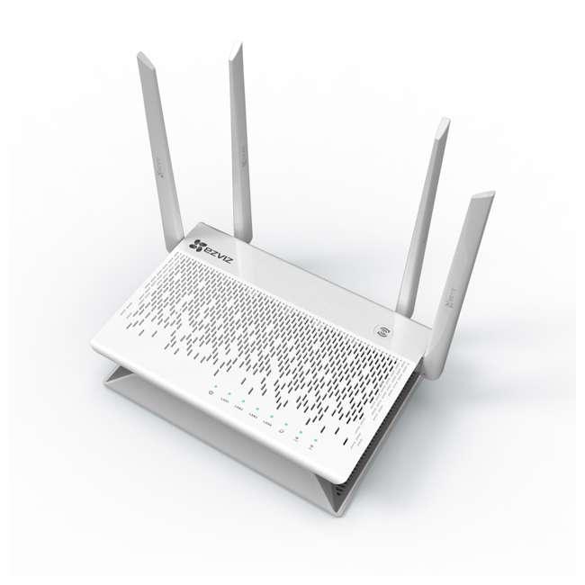EZVAULTPLS EZVIZ Vault Plus Wi-Fi Video Recorder