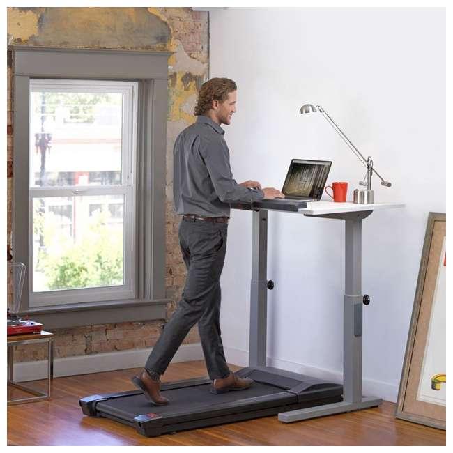 TR800-DT5-U-A LifeSpan Walking Fitness Treadmill Desk Workstation for Office (Open Box) 3