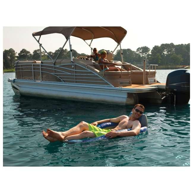 6 x 80014 Kelsyus Floating Lounger (6 Pack) 7