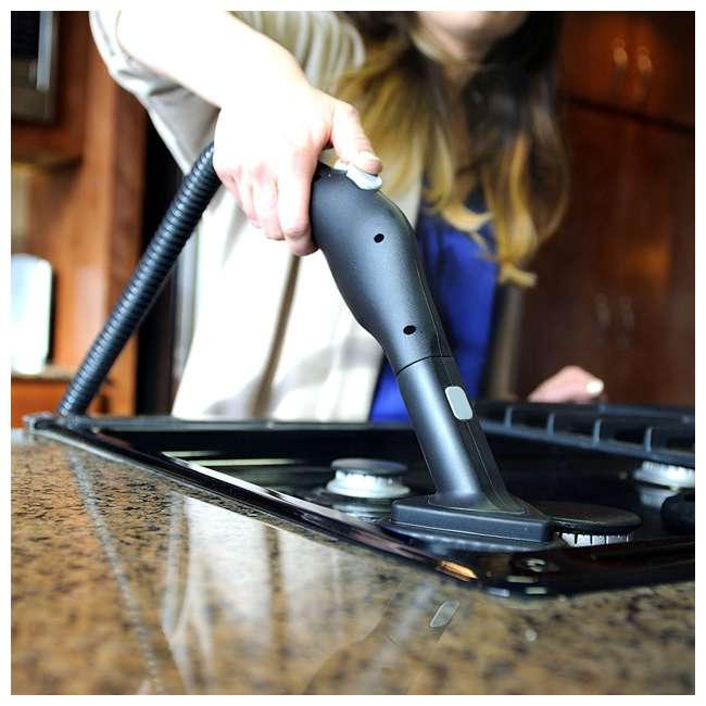 MC1275 + 69955B McCulloch Steam Cleaner & Arm & Hammer Pet Fresh Carpet Cleaner 7