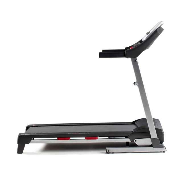 PFTL50717 ProForm Fit 425 Running Walking Exercise Treadmill, Black 3