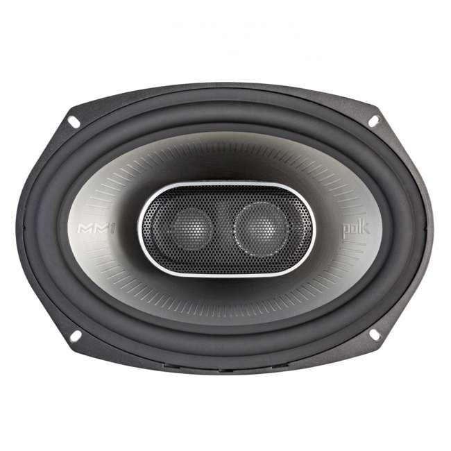 MM692 Polk Audio MM1 Series 6x9-Inch 450-Watt Coaxial Speakers (2 Pack) 6