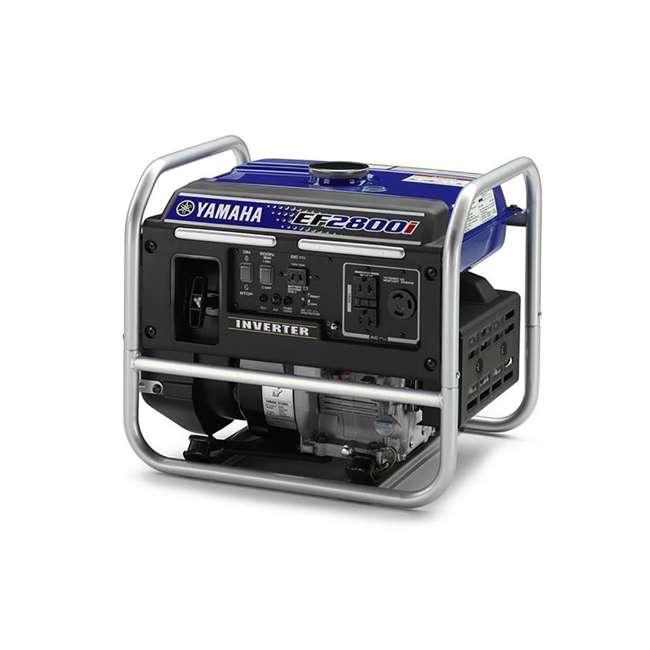 EF2800i Yamaha EF2800i 2500-Watt Inverter Generator, Blue   1
