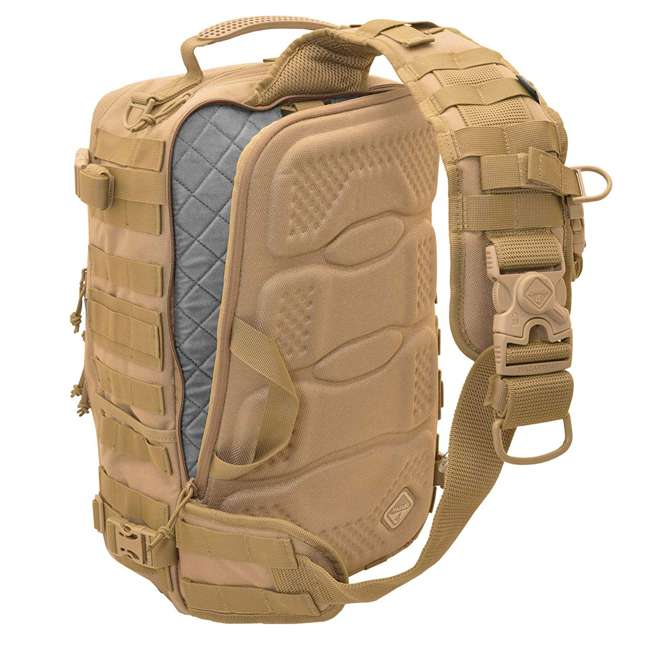 BKP-SWTC-CYT Hazard 4 Progressive Tactical Gear Sidewinder Full Sized Laptop Bag, Coyote 3