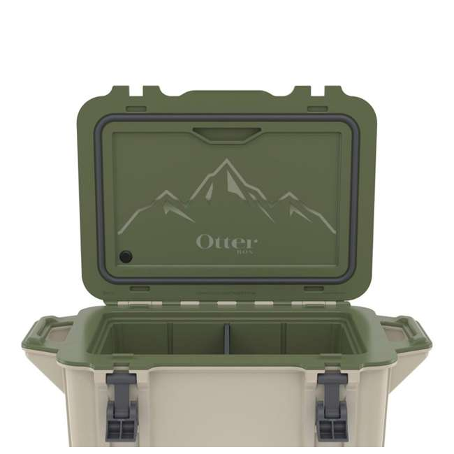 78-51274 OtterBox Separator Cooler Accessory for Venture 45 & 65 Coolers, Slate Gray 3