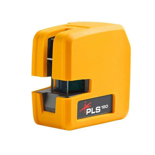 PLS-60521N Pacific Laser Systems PLS-60521N Red Self-Leveling Cross Line Laser Level Tool
