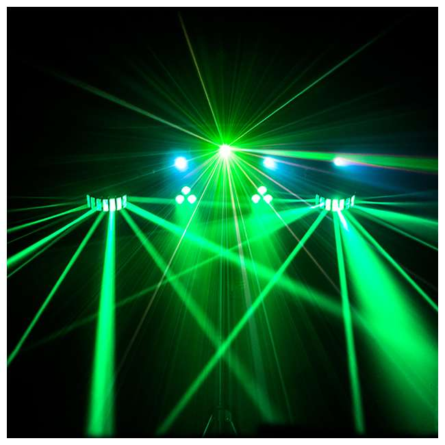 GIGBAR2-OB Chauvet DJ GigBAR 2 Light System with IRC Remote and Foot Control(Open Box) 6
