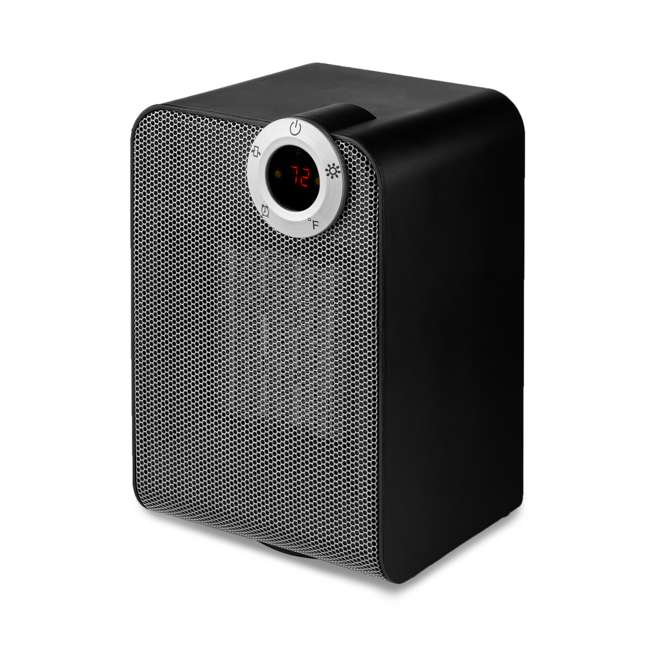 LIM-19-100002 Limina Portable Home Office Personal Electric 1500W Ceramic Room Space Heater