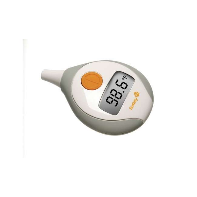 safety 1st ear thermometer model 49549 instructions