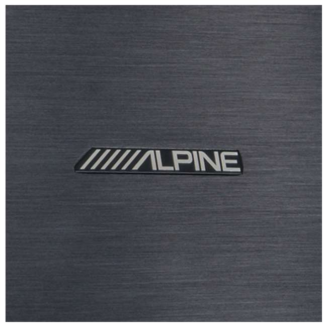 BBX-T600 Alpine 600W BBX Series Class-A/B Amplifier (2 Pack) 7