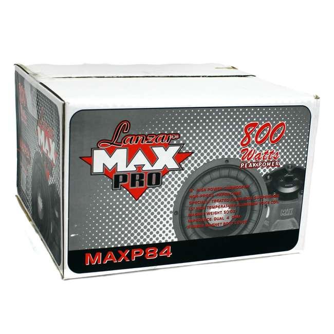 MAXP84 Lanzar MAXP84 800W 8-Inch Power Subwoofer 5