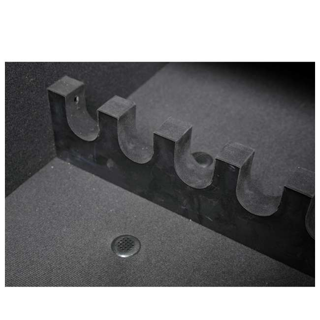 501 American Furniture Classics 501 Gun Concealment Storage Bench, Gunmetal Gray 4