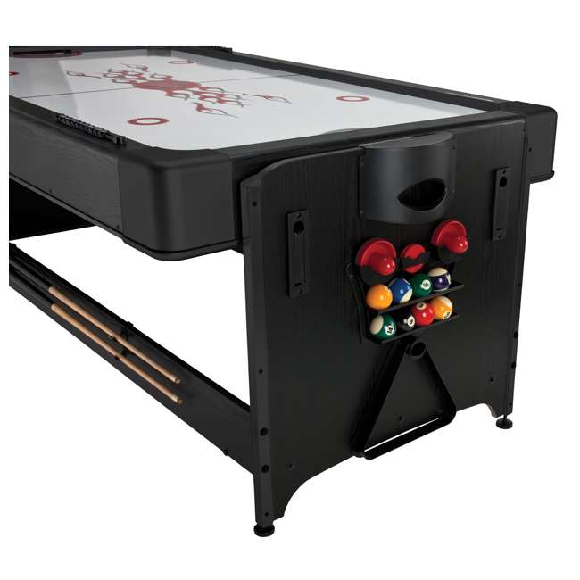 64-1046 Fat Cat 3-in-1 Air Hockey, Billiards, and Table Tennis Table 8