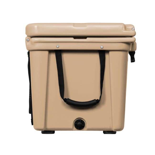 ORCT075 ORCA 75-Quart 15.6-Gallon Ice Cooler, Tan