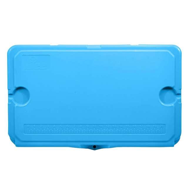CKR-511545 nICE 45 Quart Bear Resistant Cooler, Light Blue 1