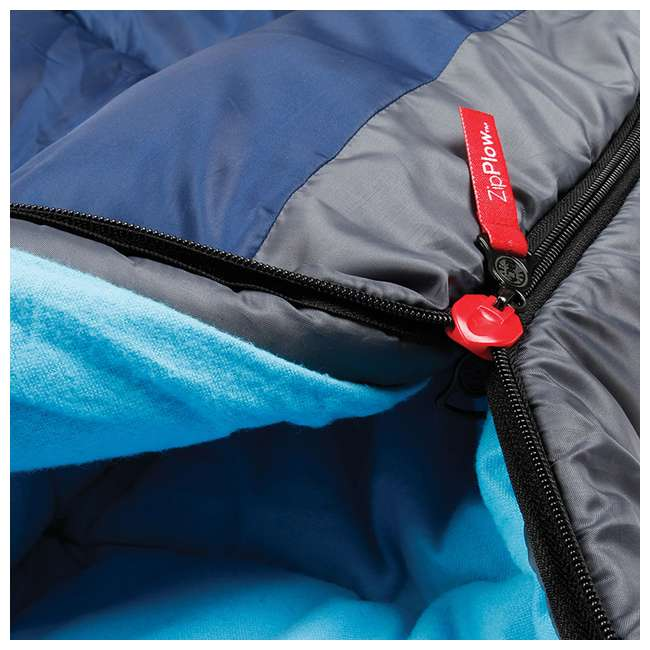 2000018130 Coleman Dexter Point 50-Degree Tall User Sleeping Bag 3