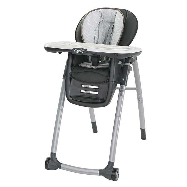 2079981 Graco 2079981 Table2Table Premier Fold 7 in 1 Adjustable Highchair, Tatum Gray