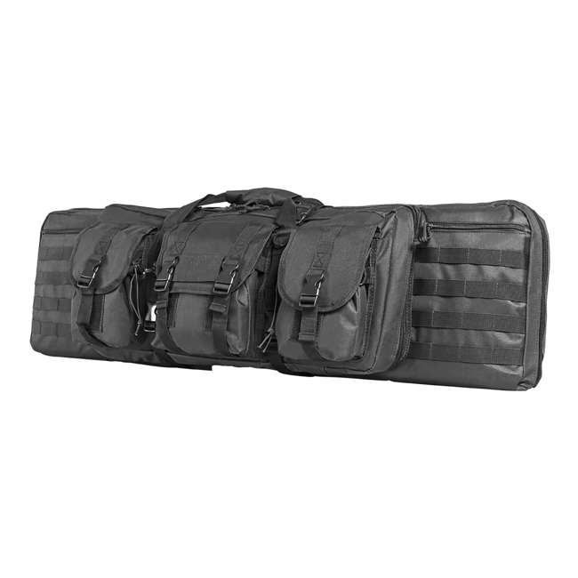 CVDC2946U-42 NcSTAR CVDC2946U-42 Vism 42 Inch Double Carbine Gun Carrying Case, Urban Grey