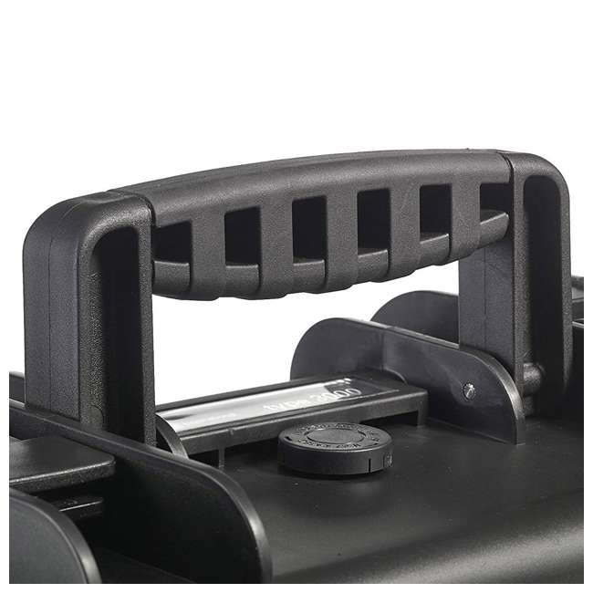 117.17/P B&W International Jumbo 500 Outdoor Tool Case with Pocket Tool Boards, Black 3