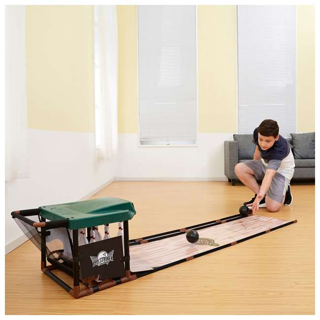 ARC085_018P Lancaster Gaming 85-Inch Indoor Bowling Alley Game 2