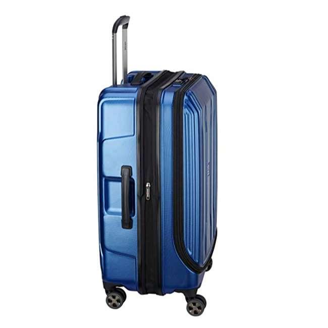"""40207982002 DELSEY Paris Cruise Lite 2.0 25"""" Hardside Expandable Suitcase Travel Bag, Blue 5"""