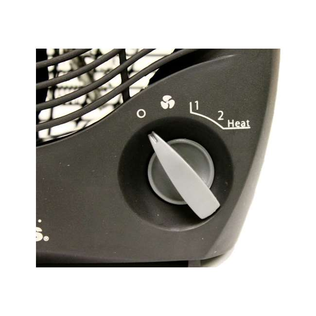 HFH108B-UM Holmes Compact Space Heater with Adjustable Thermostat HFH108B 5