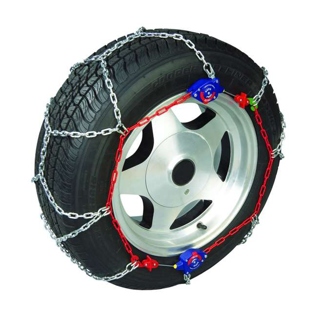 155505 Auto-Trac 155505 Truck/SUV Snow Tire Chains, Pair (2 Pack) 2