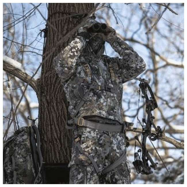 MUD-MSH500 Muddy Ambush MSH500 Hunting Camo Quick Release Deer Stand Safety Harness 3