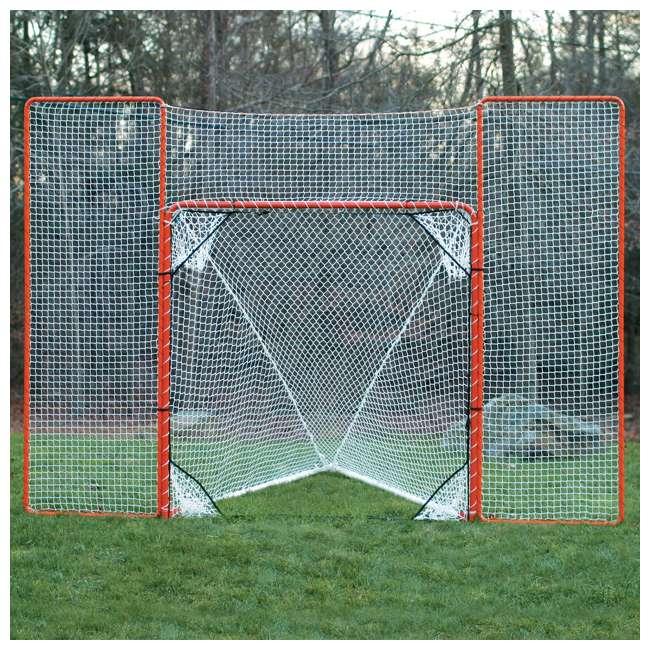 NEOP-87771 EZ Goals Foldable Lacrosse Goal (2 Pack) 5