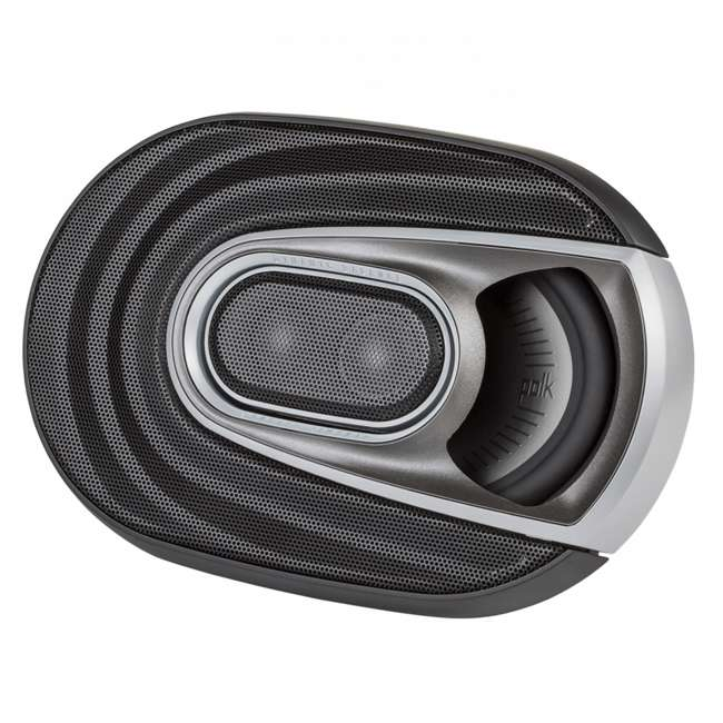 MM692 Polk Audio MM1 Series 6x9-Inch 450-Watt Coaxial Speakers (2 Pack) 4